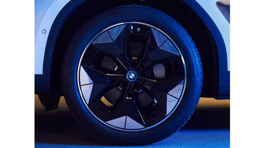 BMW's Aerodynamic Wheels To Improve EV Efficiency By 2%