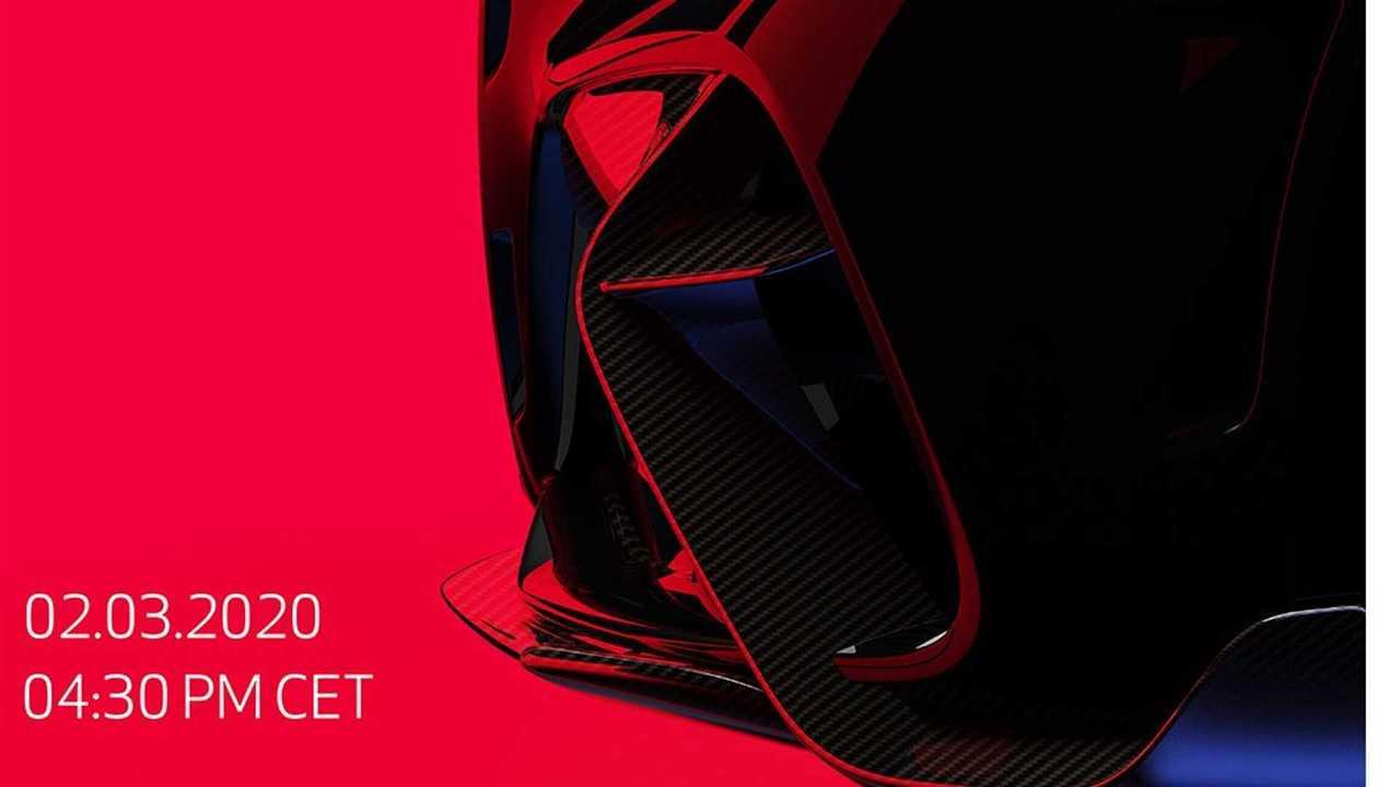 Alfa Romeo Giulia GTA teaser
