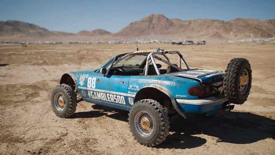 Mazda Miata Gambler 500