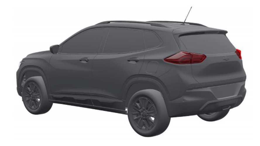 Novo Chevrolet Tracker  - INPI