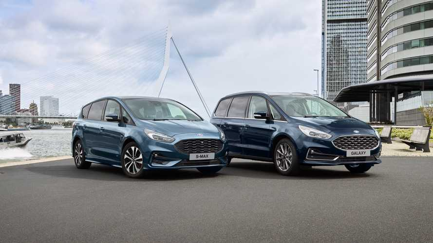 Ford Galaxy And S-MAX Minivans To Live On In Europe, Will Go Hybrid