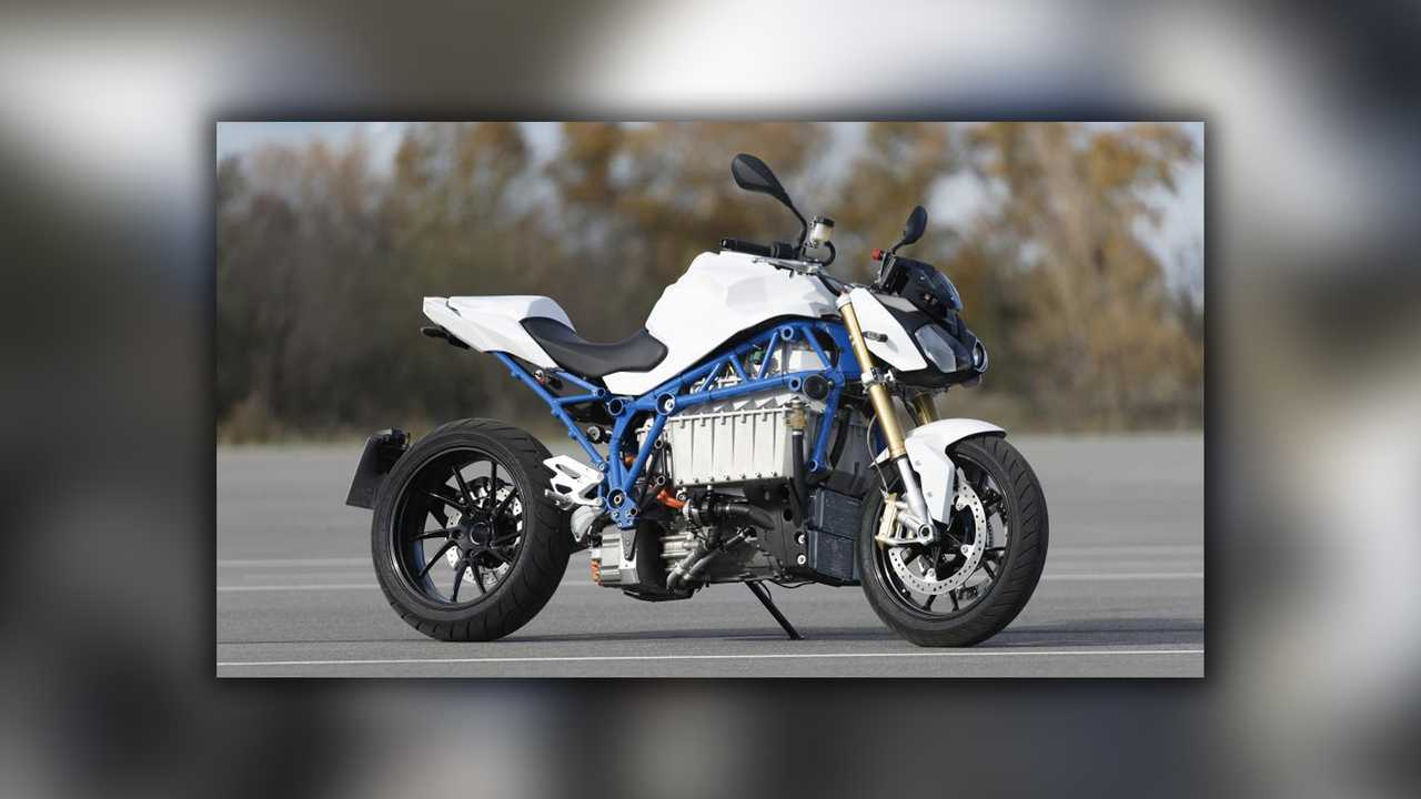 BMW E-Power Roadster Prototype