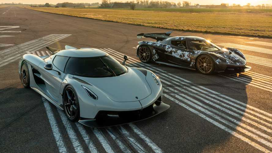 Koenigsegg allegedly planning Le Mans-inspired track car
