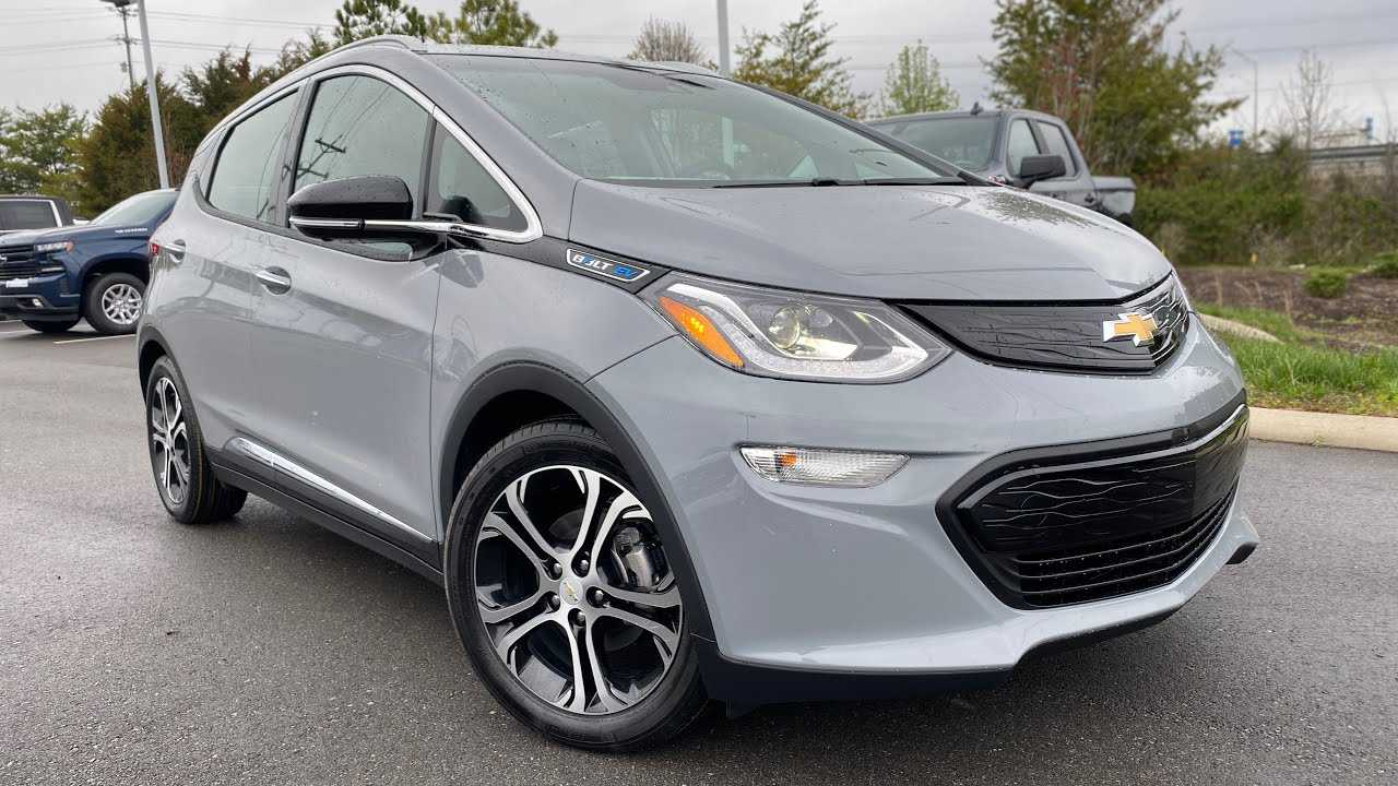2020 Chevrolet Bolt EV Test Drive And Review