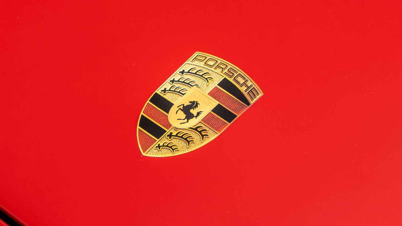 Porsche logó