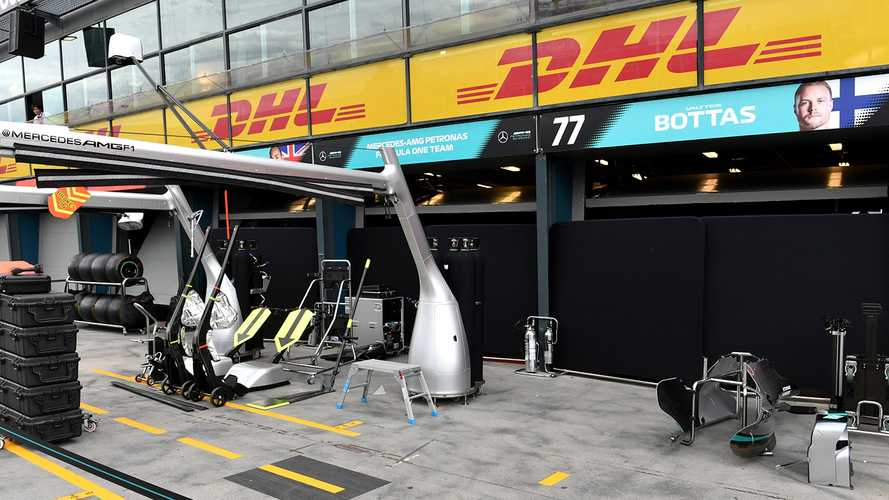 Formula 1 Shutdown Extended Due To Coronavirus