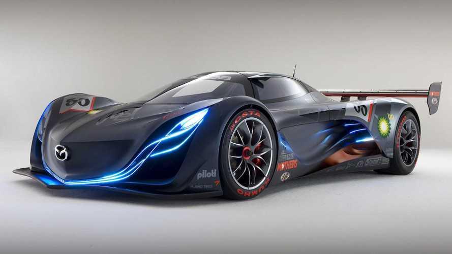 Domingo de supercarros: Mazda Furai concept 2008