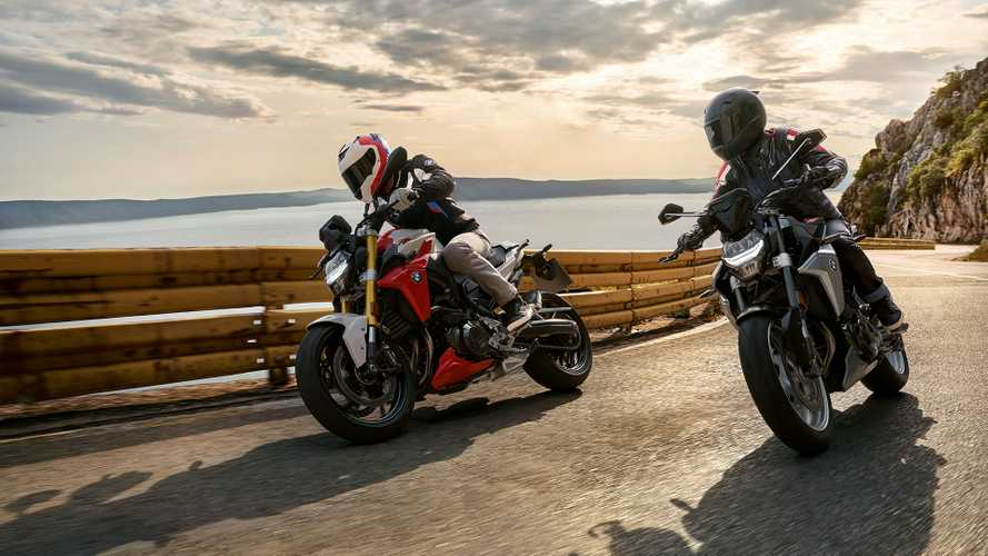 Everything New In The 2020 BMW Motorcycle Family