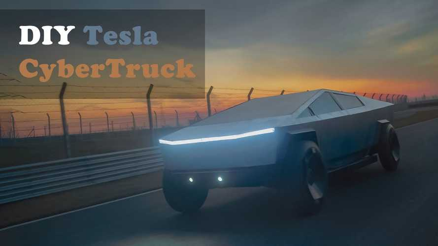 Tesla Cybertruck Won't Be Here For Some Time, So Let's Build Our Own