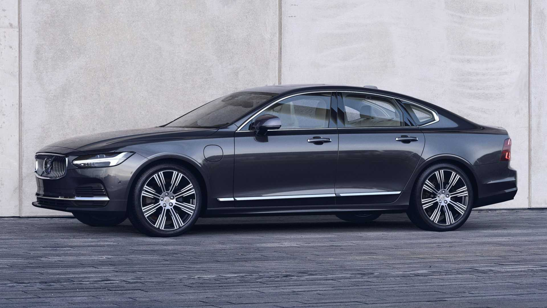 4 Volvo S4, V4 Debut With Mild-Hybrid Tech, Subtle Facelift