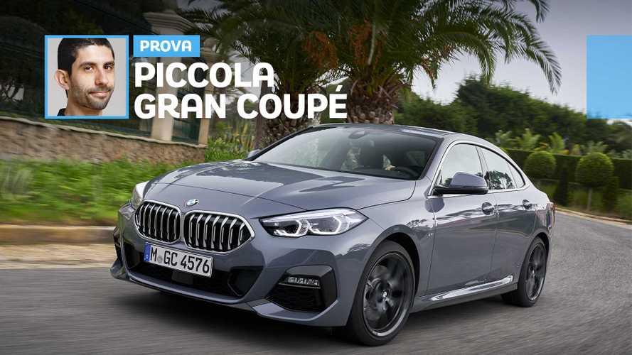BMW Serie 2, Gran Coupé di nome e anche di fatto?