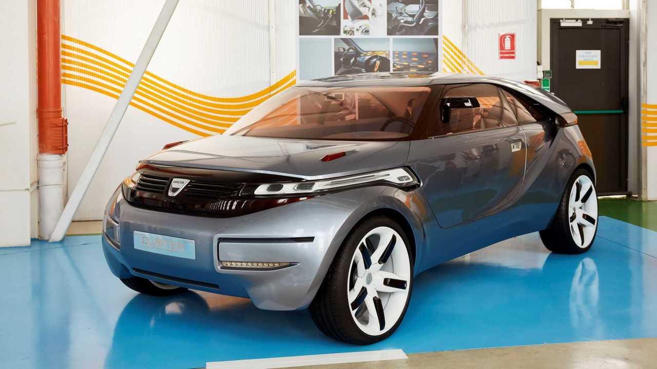 2009 Dacia Duster konsepti