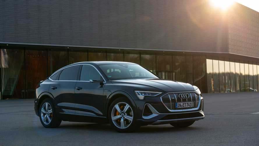 2020 Audi e-tron Sportback Earns Coveted IIHS Top Safety Pick+ Rating
