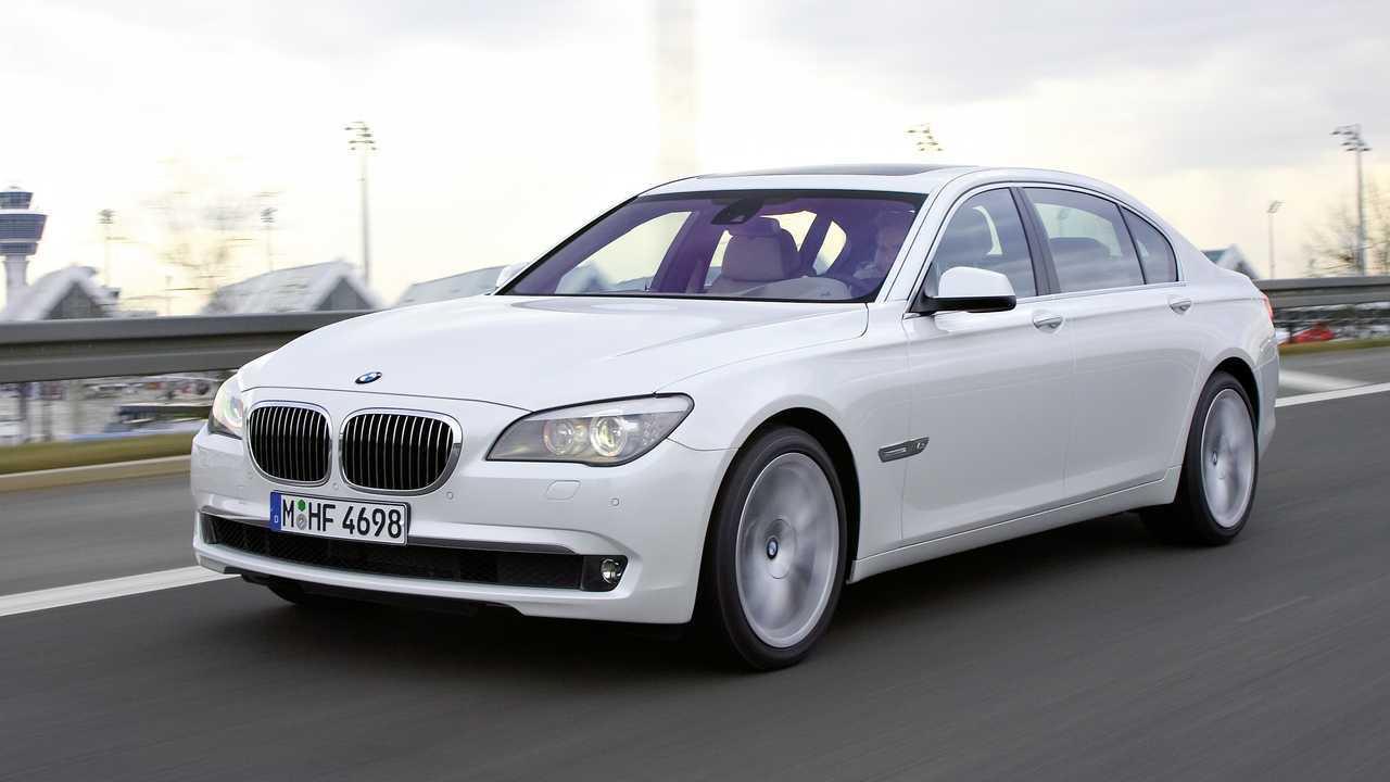 BMW Série 7 type F01