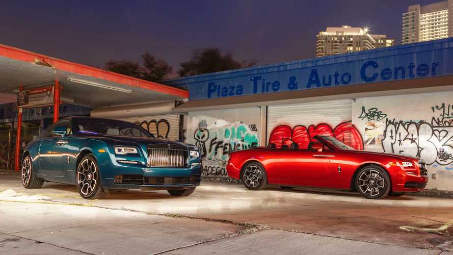 Rolls-Royce Dawn, Wraith sales ending in the US