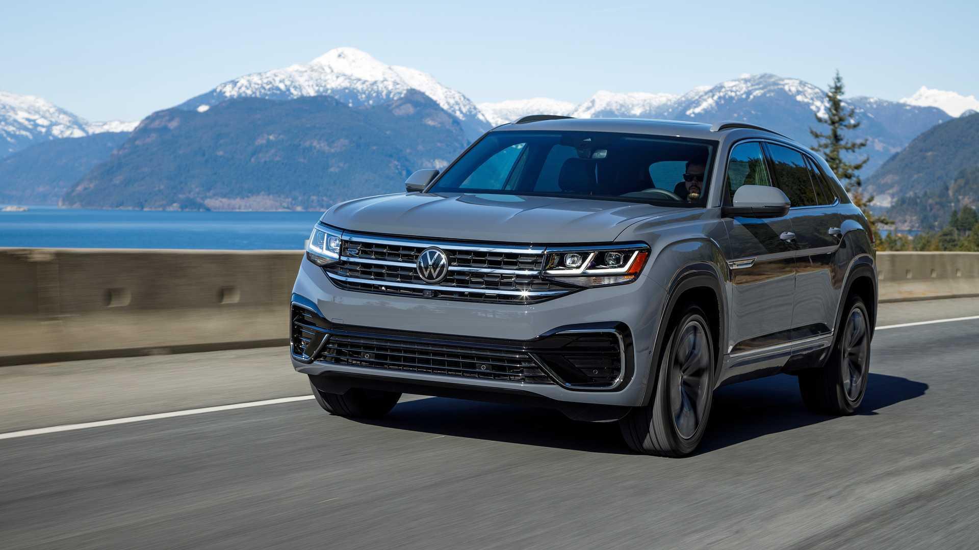 Te Gusta El Volkswagen Atlas Cross Sport Como Alternativa Al Touareg