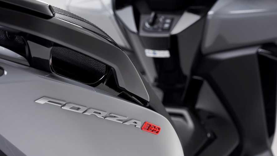 Honda Forza 300, arriva la versione Limited Edition