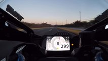 watch honda cbr1000rrr fireblade max speed