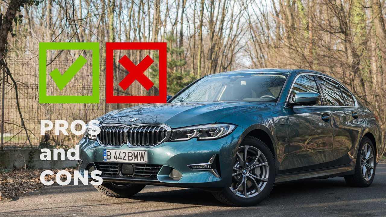 2020 BMW 330e Pros and Cons