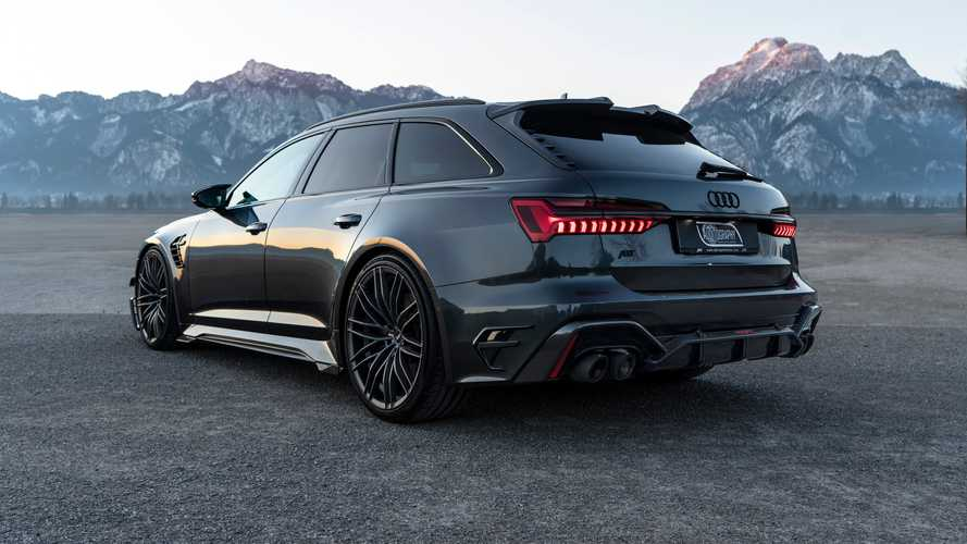 ABT RS6-R And RS7-R Make Video Debut: Fast Audis Made Faster