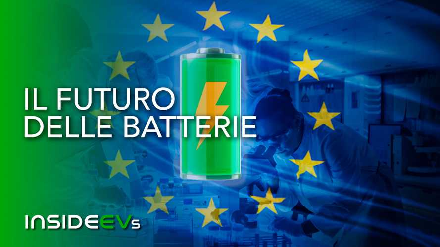 Non solo litio: le tecnologie Ue per battere l'Asia sulle batterie