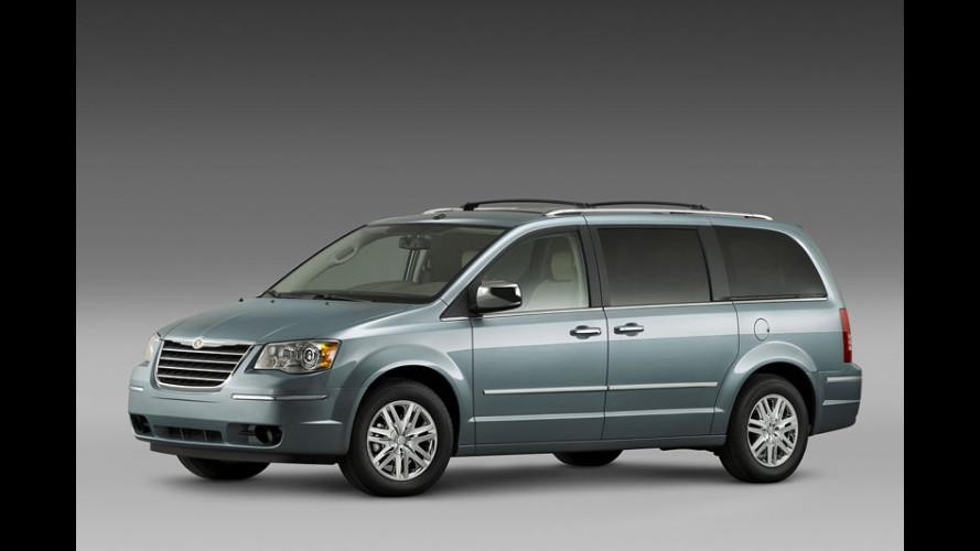 In anteprima la nuova Chrysler Voyager