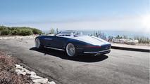 Vision Mercedes-Maybach 6 Cabriolet render