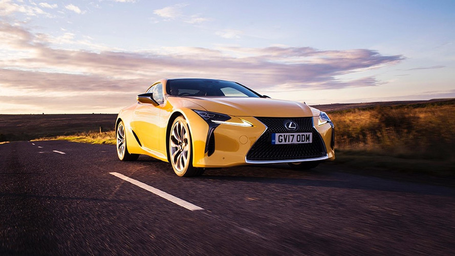2018 Lexus LC500 First Drive: Guilty Pleasure