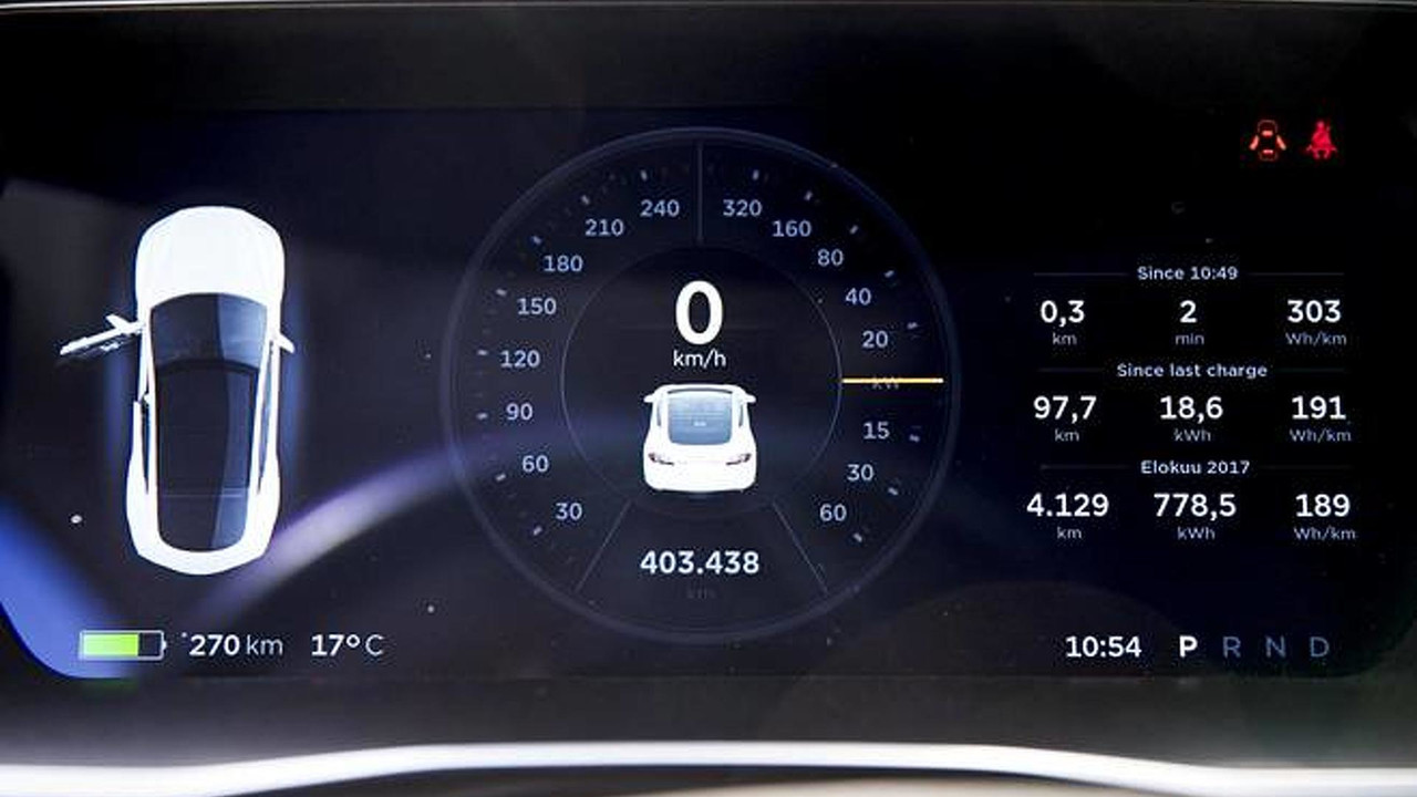 Tesla Model S with 250,000+ miles