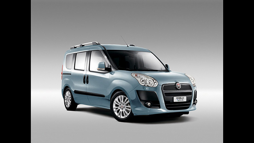 Fiat Doblò 1.4 T-Jet Natural Power