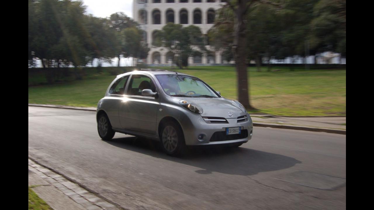 Nissan Micra SR