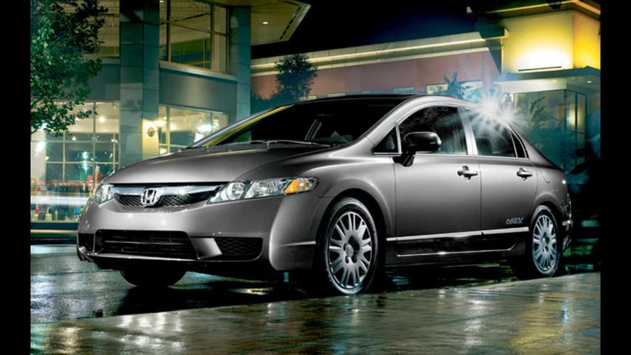 """""""L'auto più verde 2010"""" negli USA è a metano"""
