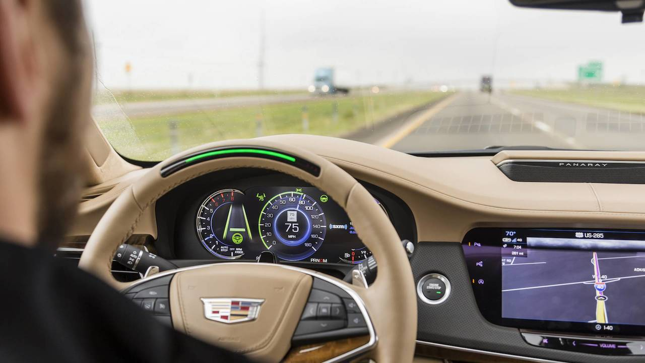 Cadillac Super Cruise: 1,200 Miles, No Hands