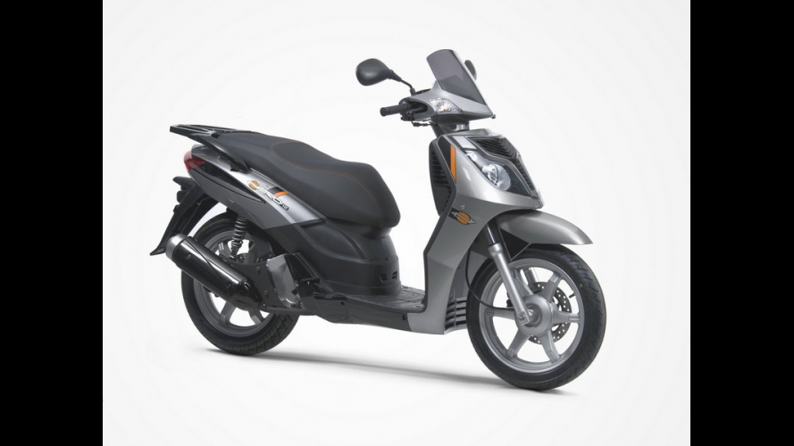 Benelli 2011 - Scooter