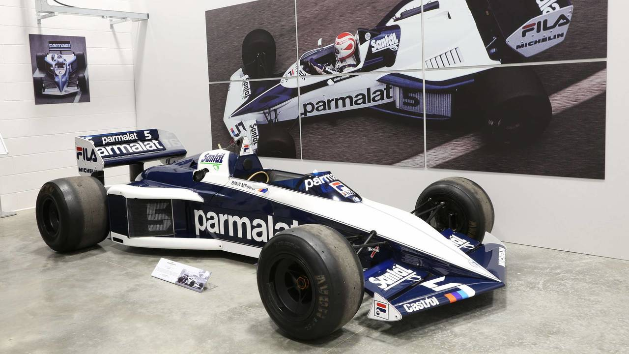 1983 Brabham BT52