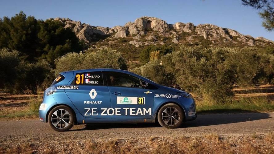 Motor1.com Francia compite en el eRallye Monte Carlo 2017