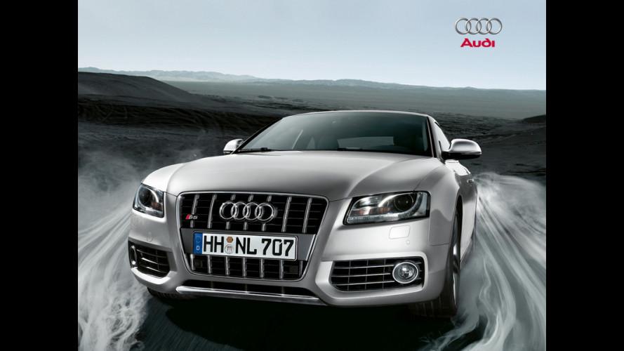 A Ginevra c'è anche l'Audi S5