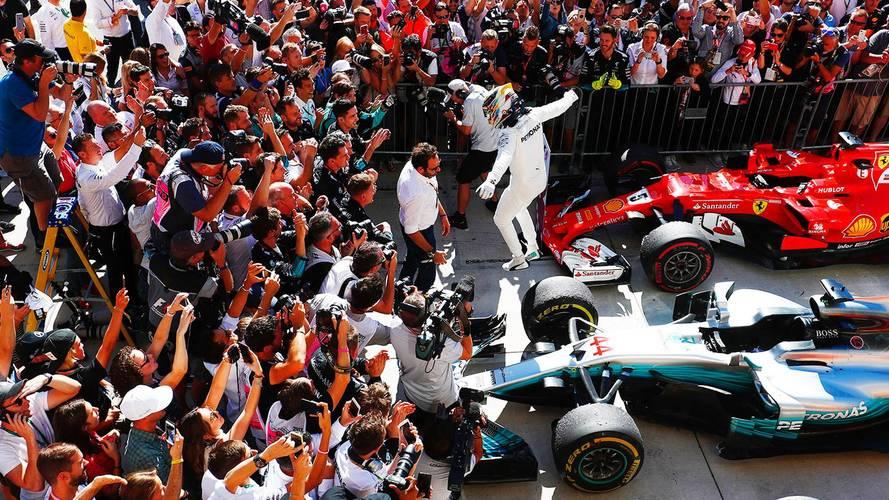 Formule 1 - Hamilton reste maître d'Austin!