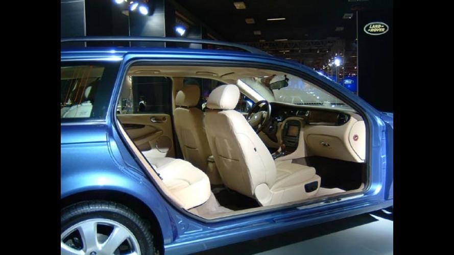 Jaguar al Motorshow di Bologna