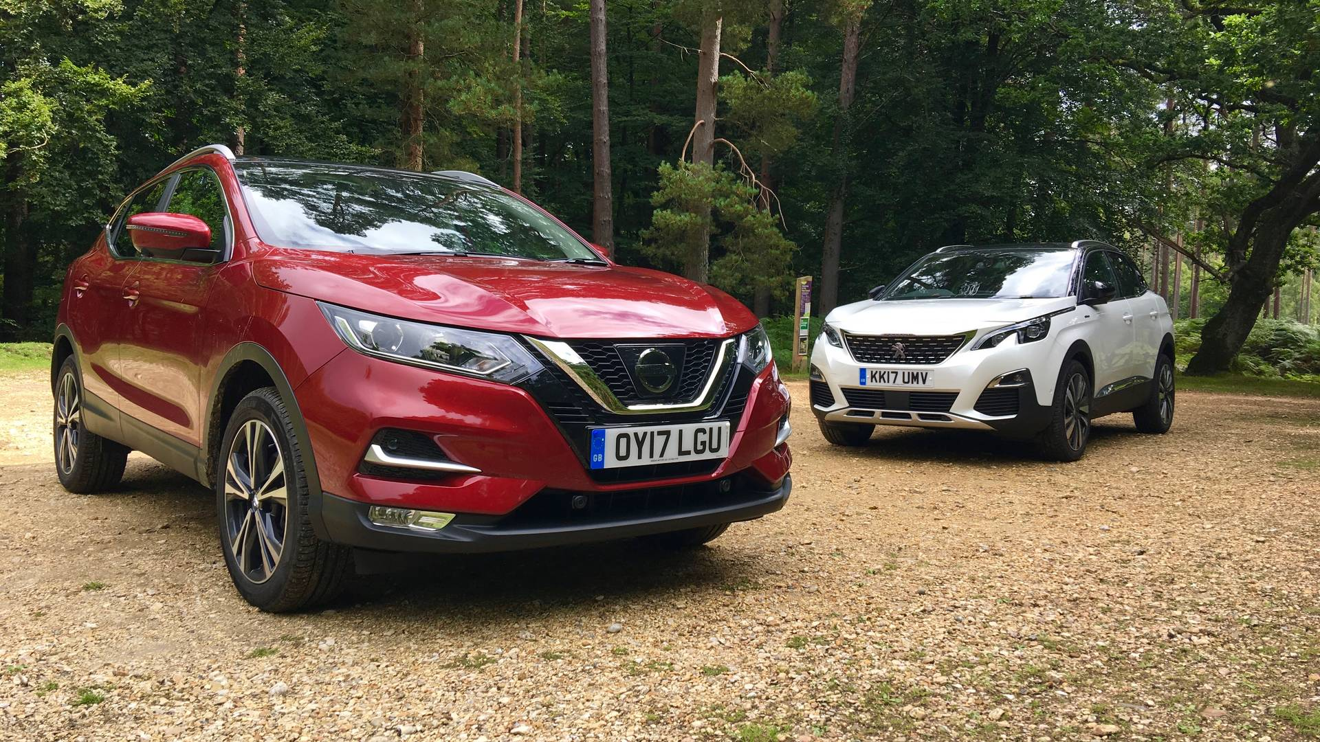 Peugeot 3008 Suv Vs Nissan Qashqai Where Should Your Money Go