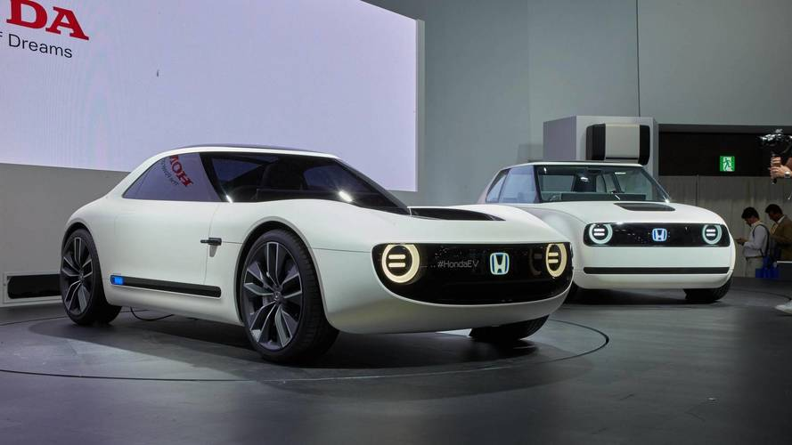 Honda Promises More Retrolicious EV Concepts To Come