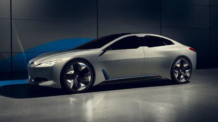 BMW i Vision Dynamics: Family Man's i8