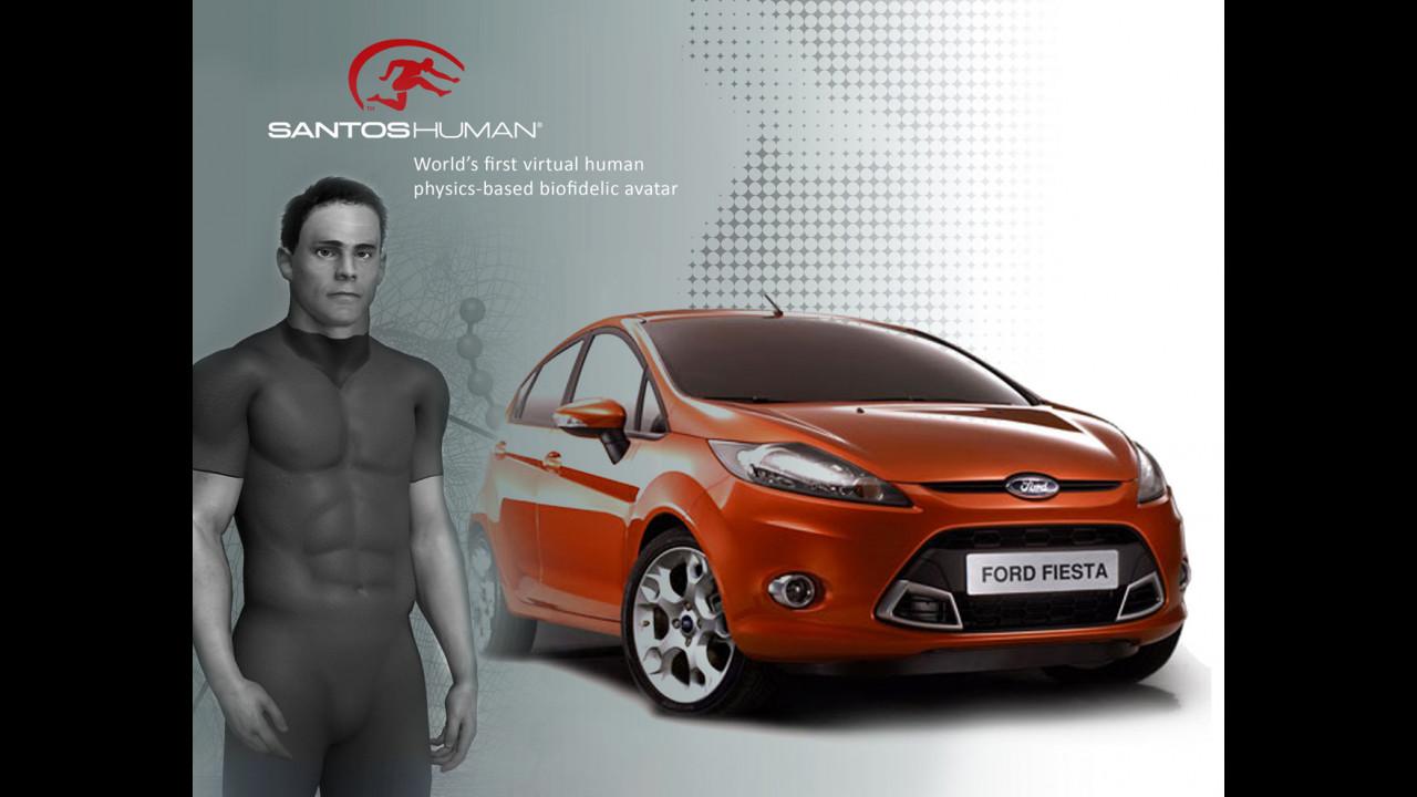 Santos, l'avatar di Ford