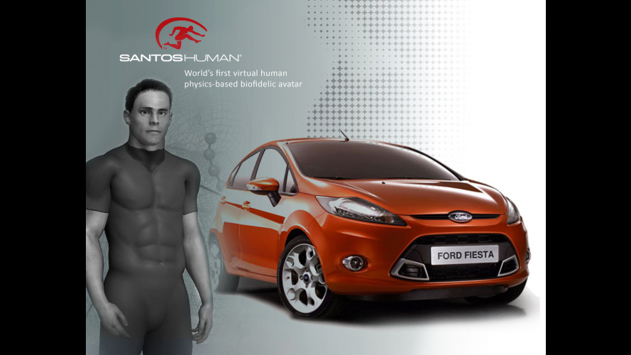 L'avatar Santos è il nuovo operaio Ford