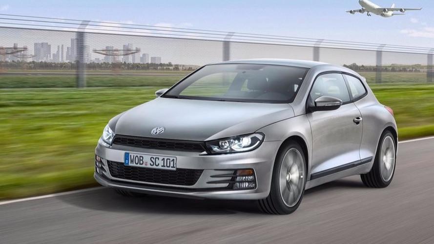 Volkswagen decreta fim do cupê Scirocco