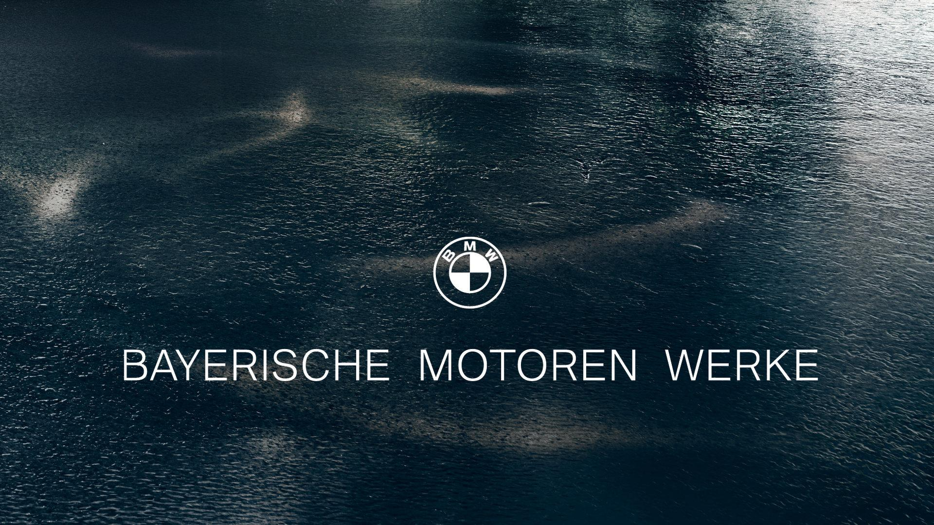 Bmw Reveals New Black And White Logo For Elite Models