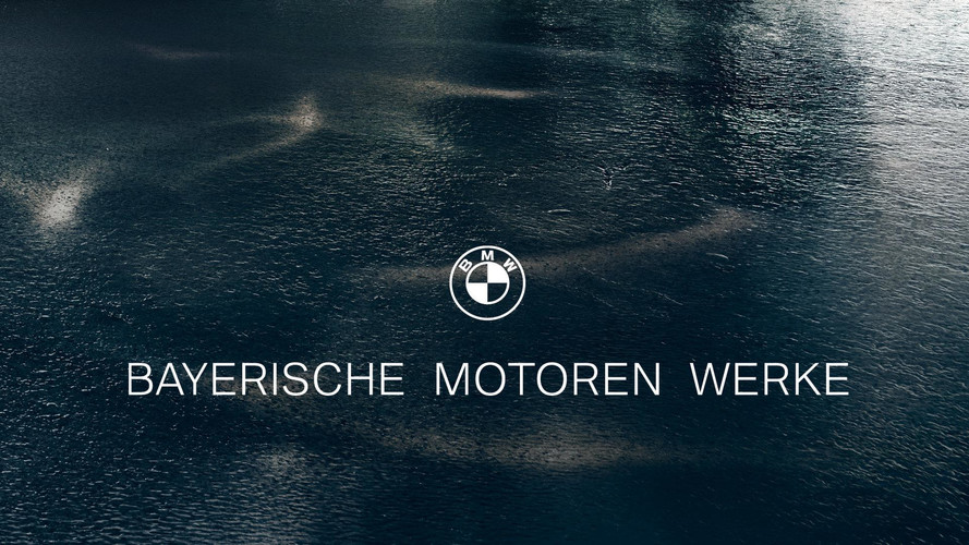 BMW Reveals New Black-And-White Logo For Elite Models
