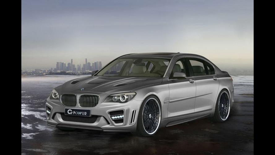 """BMW 760i """"Storm"""" by G-Power"""
