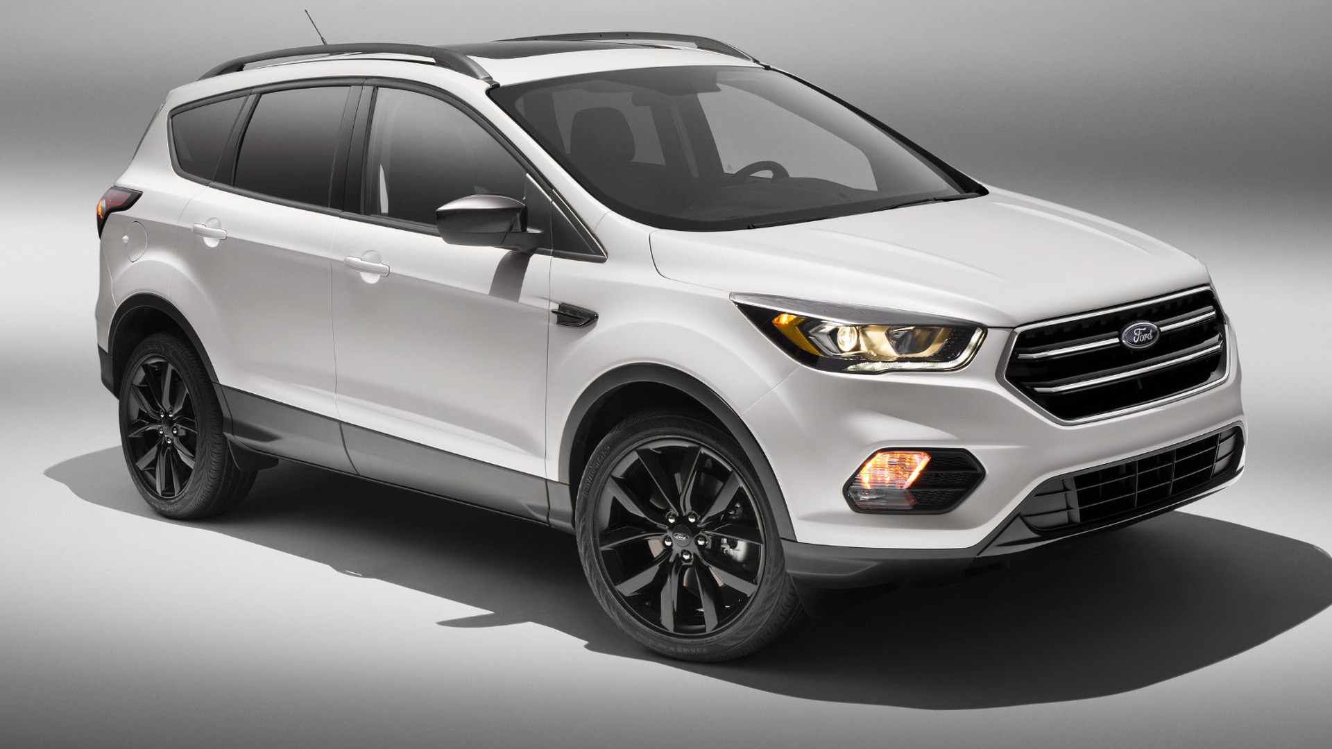 Ford Escape Sport >> 2017 Ford Escape Gains A New Sport Appearance Package