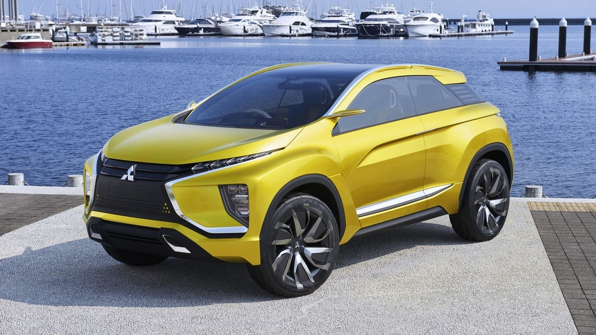 Mitsubishi S New Cuv Will Debut In Geneva Go On Sale Next Year